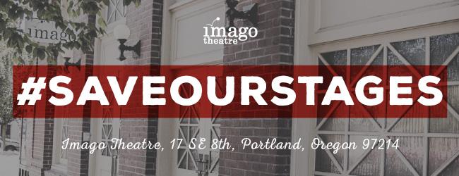 Friends header - imago theatre
